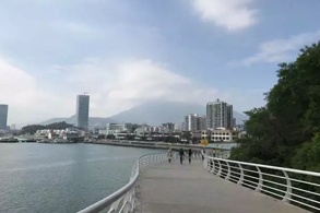 悦•分享 海滨栈道徒步行记